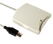 Picture of SCR-331 USB CAC Reader
