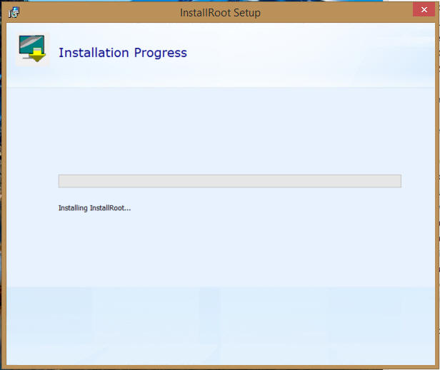 InstallationProgress