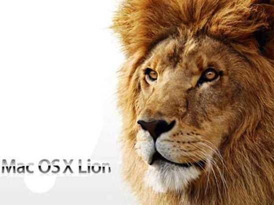 Mac OS X Lion image